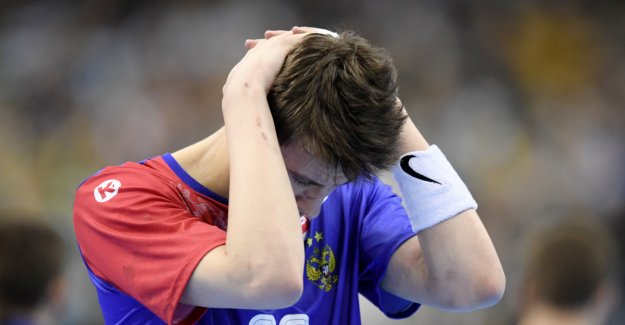 Russia in world cup trouble