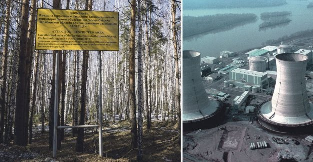 Russian radioactive emissions worse than feared: the Risk for the environment