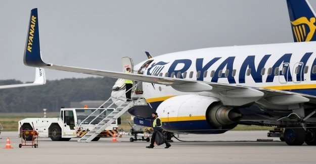 Ryanair lands in the wrong country – and the pass offers passengers bus