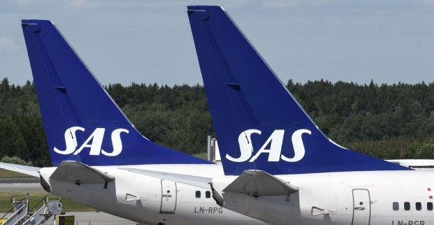 SAS halves the value of the eurobonus points