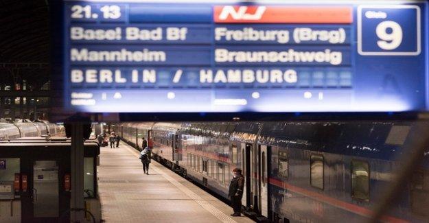 SBB will again night trains