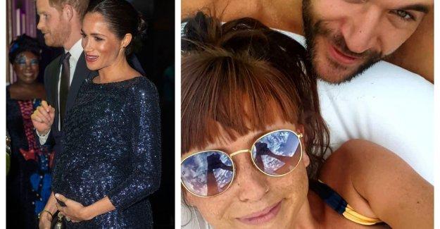 SHOWBITS. Meghan Markle honors princess Diana and Romina miss her Jan