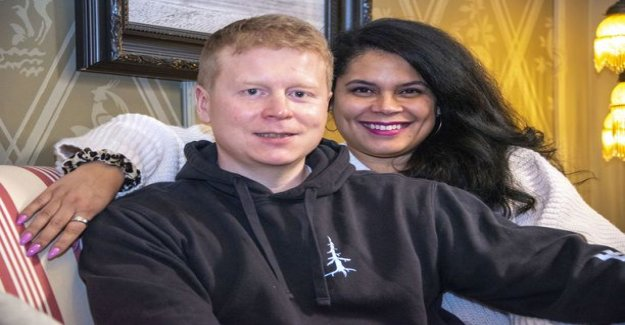 Sampo and Mint Kaulanen renew their wedding vows in the USA - the romance was a party far away: As alehäät
