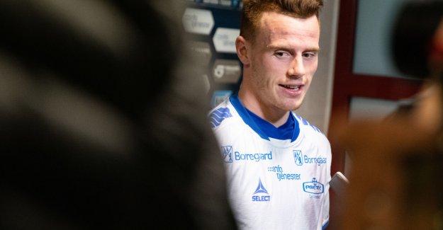 Sarpsborg player Heintz sold to Kasimpasa