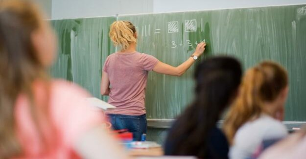 School : 44 percent of new teachers in Berlin are newcomers