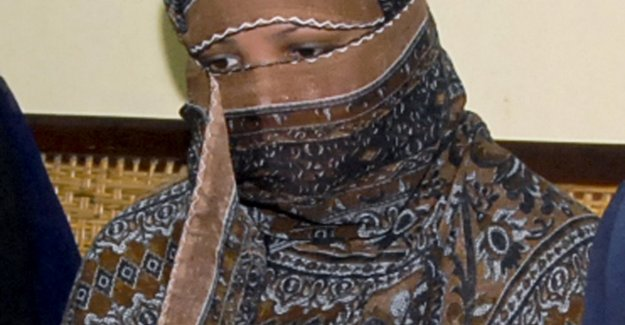 Sentenced to death for blasphemy. Now she gets to leave Pakistan