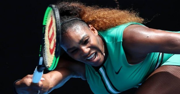 Serena commence hunting at the grand slam record