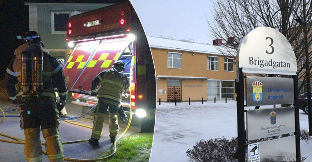 Seven young women in custody for arson and assault