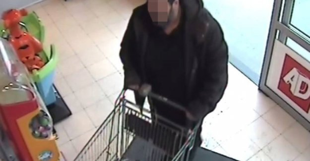 Shoplifters cart full of booze samples in Delhaize Lochristi, are contained