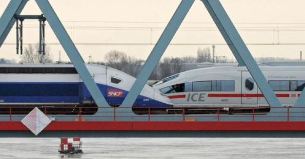 Siemens and Alstom: The prestige project is stuck
