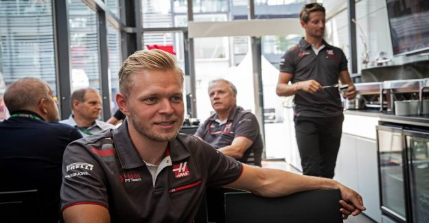 Significantly Haas-castling official: To help Kevin in place of Grosjean