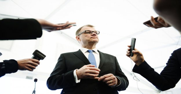 Sipilä in the EU to Take more decisions