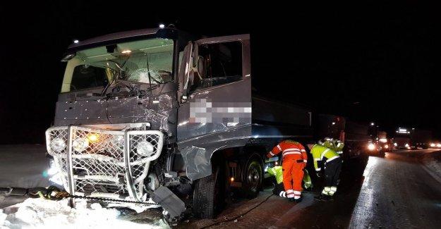 Six dead in road accident outside Kiruna