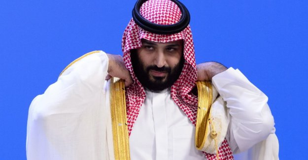 So found Saudi Arabia a bakvei into the Khashoggis private messages: - Called the crown prince a monster