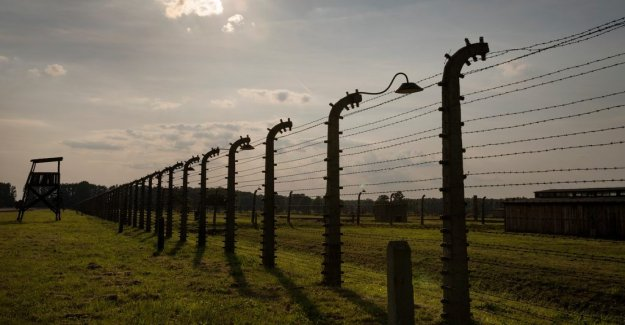So the attention Holocaust remembrance day across the country