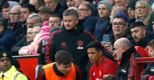 Solskjær: - We did not deserve to win 2-0