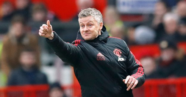 Solskjær tangerte exclusive record after Reading victory