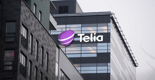 Soon more expensive for many with the home phone at Telia