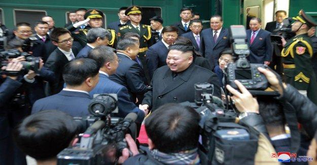 Sources: Kim Jong-Un to visit Vietnam