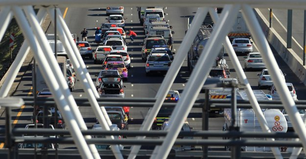 South africa: 1 600 in traffic deaths over the christmas holidays