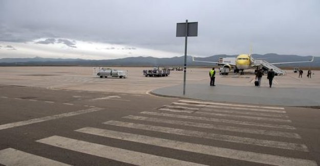 Spain: the Land of the spirit airports