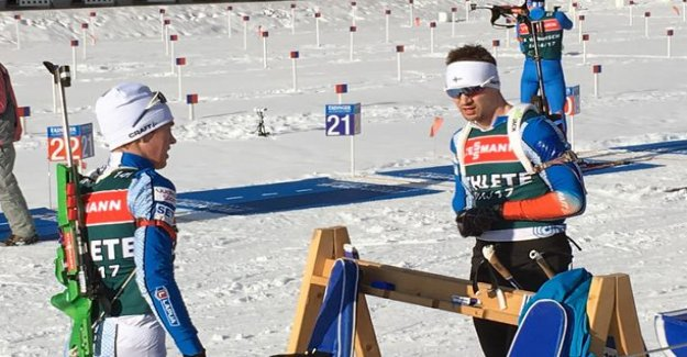 State of emergency declared because of weather conditions - biathlon world cup race canceled in Germany
