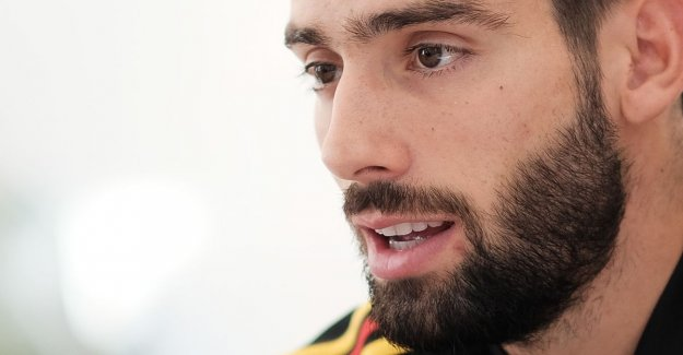 Still a Red Devil in the Premier League? Arsenal think effectively Yannick Carrasco, also AC Milan stirs himself