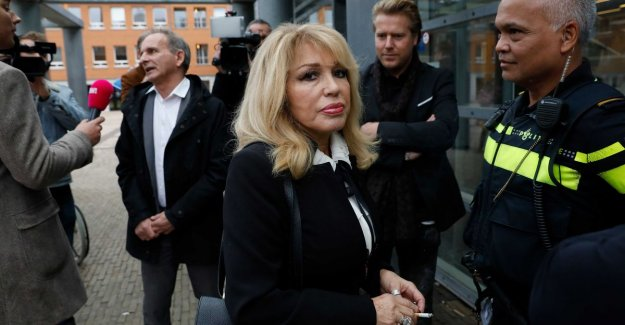 Still not a sex doll of Patricia Mine: the author gets 2000 euro fine