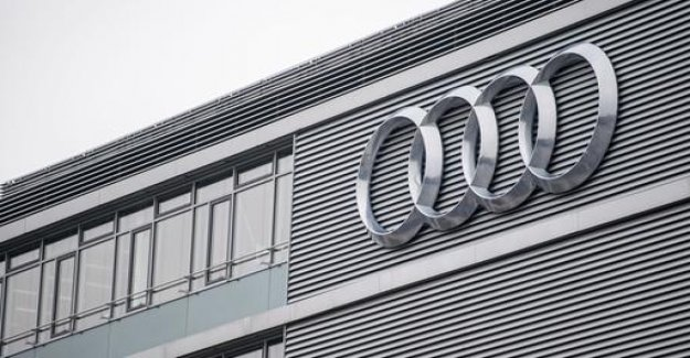 Stopping production at Audi because of strikes in Hungary
