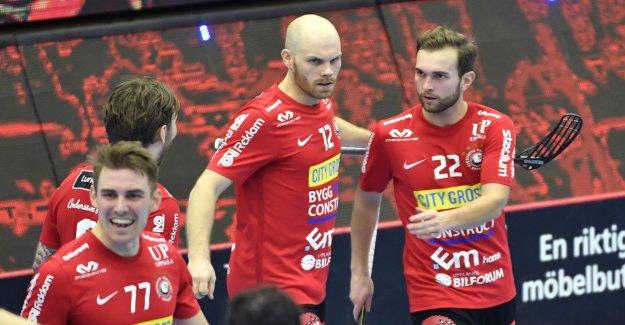 Storvreta won the series finale