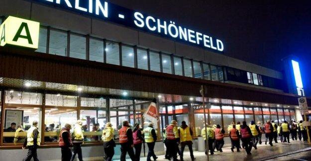 Strikes at German airports : trade Unions criticise Verdi