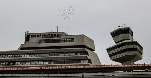 Strikes at airports: More flights from Berlin cancelled