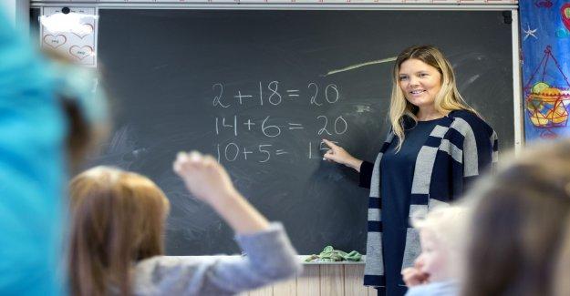 Students should reduce lärarbristen on the island of Gotland