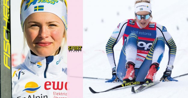 Suffering with Stina Nilsson: Became very sad