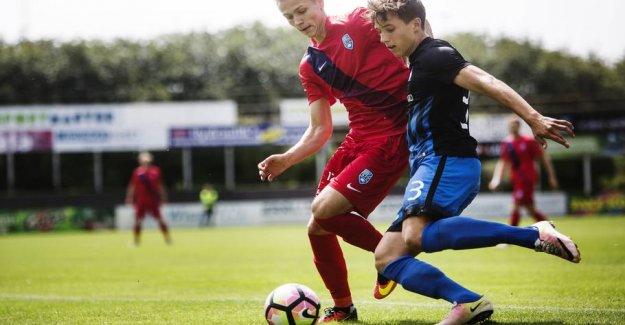 Superliga-transfer official: Buy dane free in Rosenborg