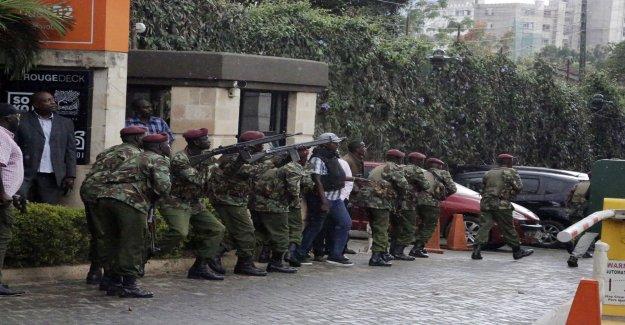 Survived the september 11 killed in Kenyadåd