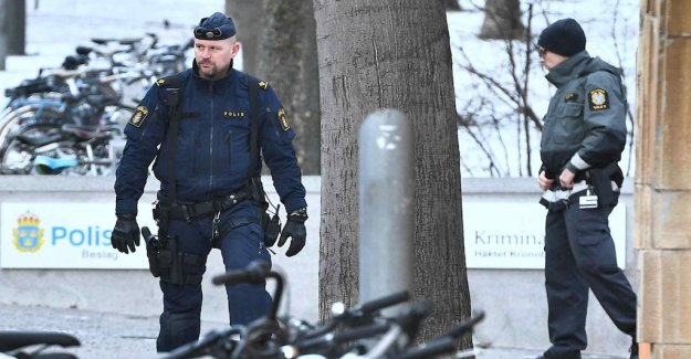 Suspicious object on the Kronobergshäktet was a hårtrimmer