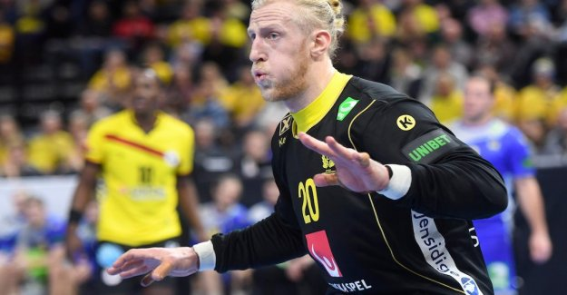 Sweden crushed Angola – ready for the medium tour