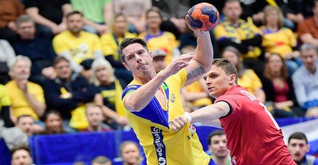 Sweden impressed in the stellar comeback