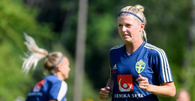 Sweden opened this year's CHAMPIONSHIP with the secret victory