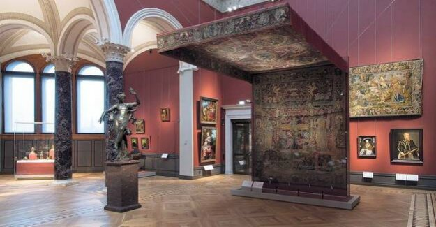 Sweden's reconstructed national Museum : A house for the country