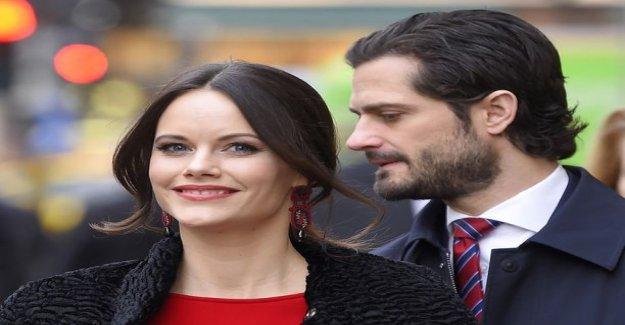 Swedish princess Sofia admits: I wasn't sure if I could be like this public person
