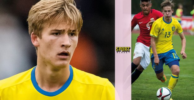 Swedish talent ready for the English Championship