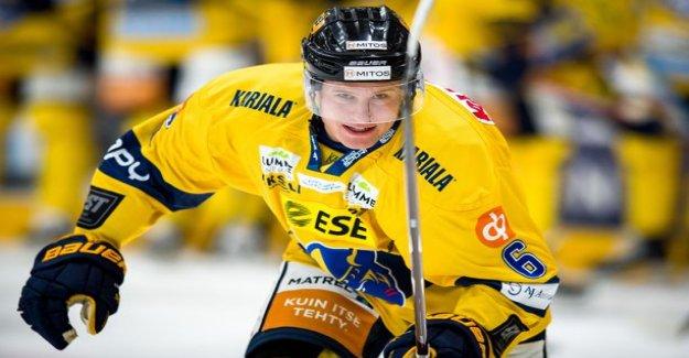 TPS strengthens the very kit purchase - Aleksi Salonen direction of Turku