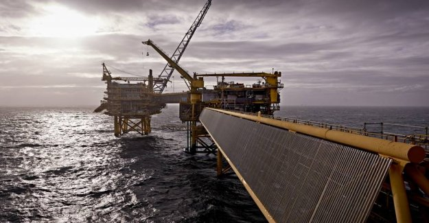 TV: Life on the North sea: Come with on a platform 200 miles out in nowhere