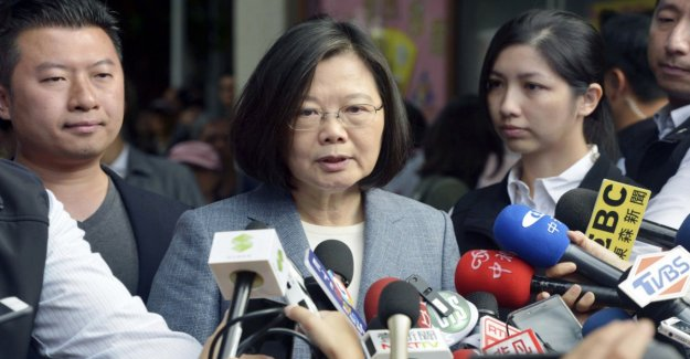 Taiwan asks for international help