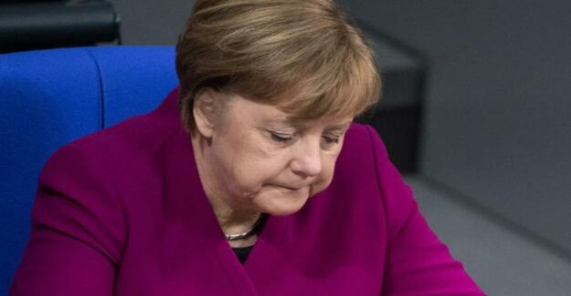 Talks in the Chancellery : Merkel calls summit to the coal exit