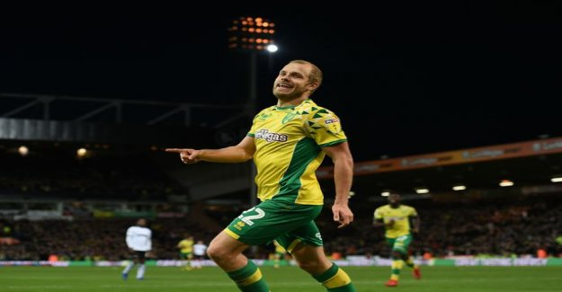 Teemu Pukki is playing career-best season - 19 goals among the two rises above the rest: maybe Not the best paint, but it's the vibe