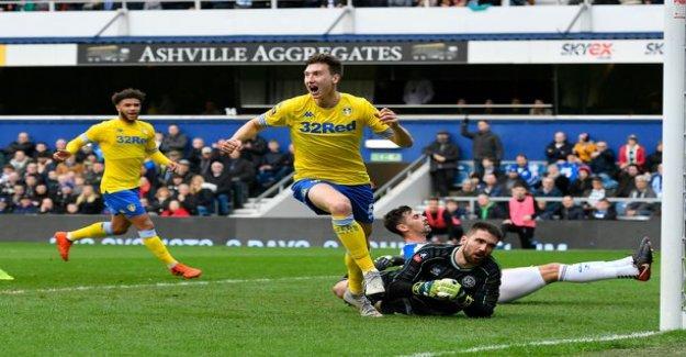 Teemu Pukki kehai Leeds Aapo Halme the first goal: the Very smell