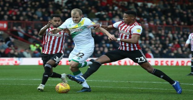 Teemu Pukki was poured in the penalty area – not a comma: Go, nerves maybe in that situation